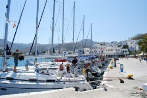 marina in Trogir